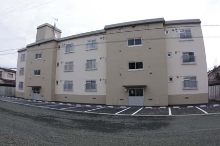 県警宿舎(大館)