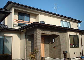 木造住宅をリフォーム